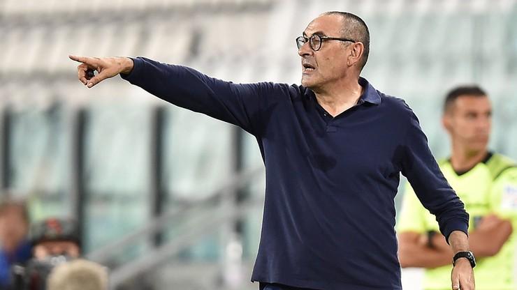 Maurizio Sarri zwolniony z Juventusu!