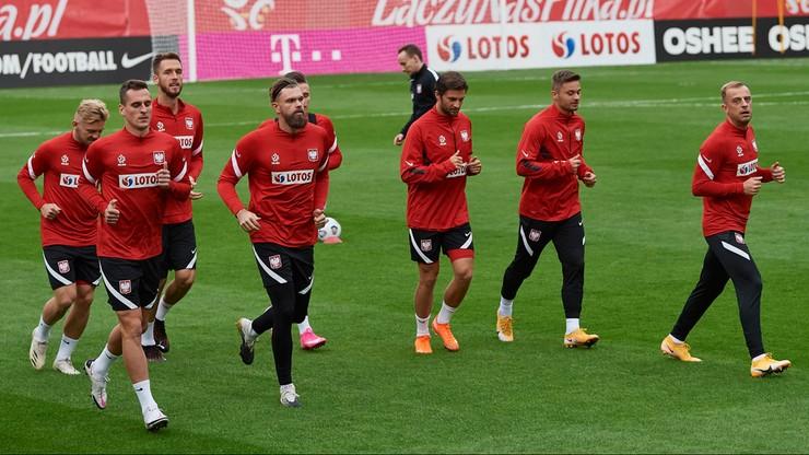 Reprezentacja Polski trenowała w Sopocie w bardzo okrojonym składzie