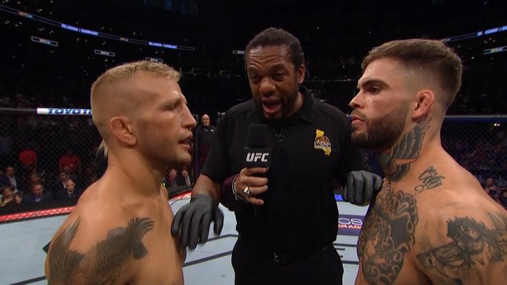UFC 227: Gdzie i kiedy obejrzeć powtórki gali?
