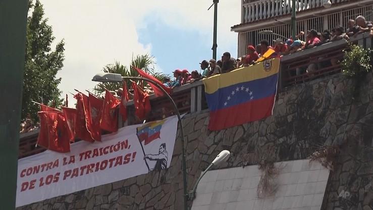 Projekt rezolucji RB ONZ ws. Wenezueli odrzucony. Rosja i Chiny postawiły weto