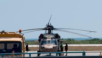 Turecki helikopter wojskowy wylądował w Grecji. Załoga aresztowana