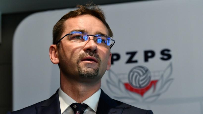 Sebastian Świderski prezesem Polskiego Związku Piłki Siatkowej