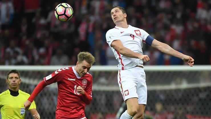 "Euro 2020: Robert Lewandowski wspiera Christiana Eriksena. ""Szybkiego powrotu do zdrowia"""