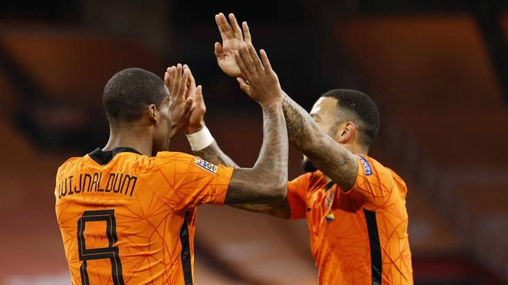 Holandia: Kadra na Euro 2020