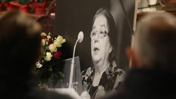 Kaczyński: Katarzyna Łaniewska była kimś, kto wybrał dobro