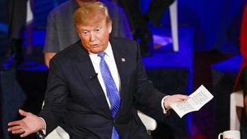 """Trump ostro o NATO. """"Przestarzały sojusz bez żalu można rozwiązać"""""""