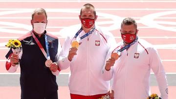Rozbrzmiał Mazurek Dąbrowskiego! Polacy odebrali medale