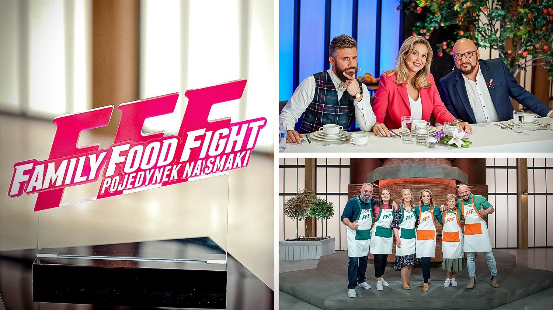 """Finał """"Family Food Fight"""" 20 października w Polsacie"""