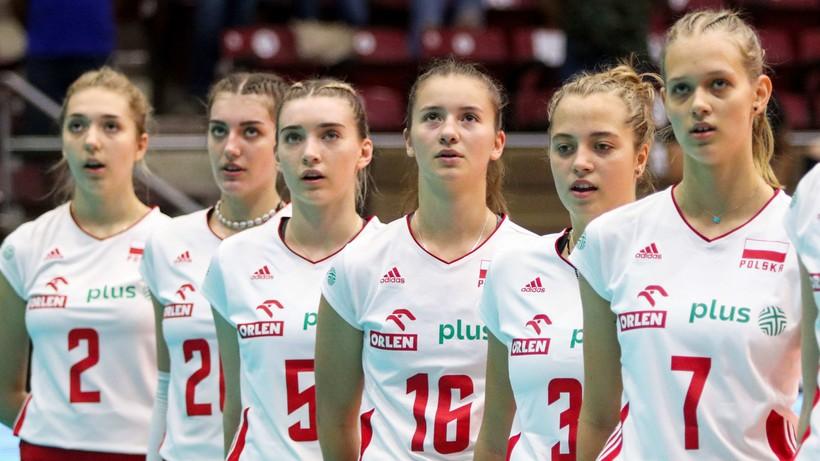 MŚ U-18 siatkarek: Polki w ćwierćfinale