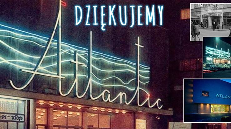 Kino Atlantic ma dalej działać, będzie miało nowego operatora
