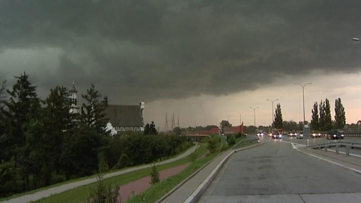 Nadciąga załamanie pogody. Nad Polską przejdą gwałtowne burze