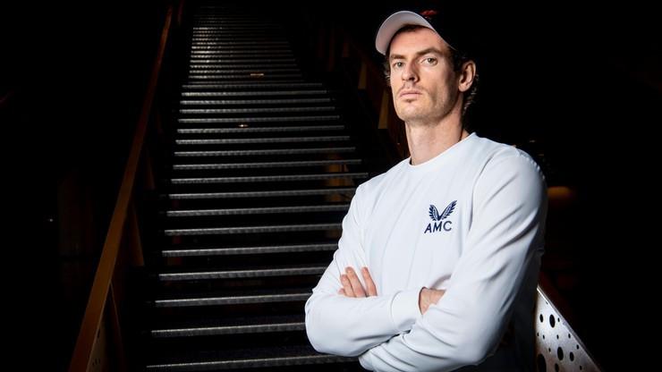 Tokio 2020: Andy Murray mentorem szkockiej piłkarki