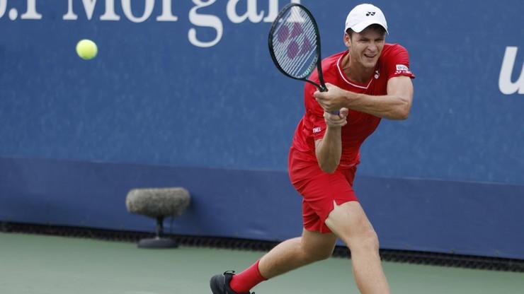 ATP w Kitzbuehel: Portugalczyk pokonany! Hubert Hurkacz awansował do II rundy