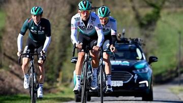 Giro d'Italia: Bodnar i Wiśniowski w składach swoich ekip