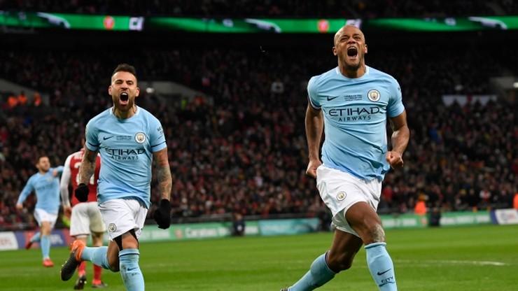 Manchester City zgarnął Puchar Ligi! Bezradny Arsenal