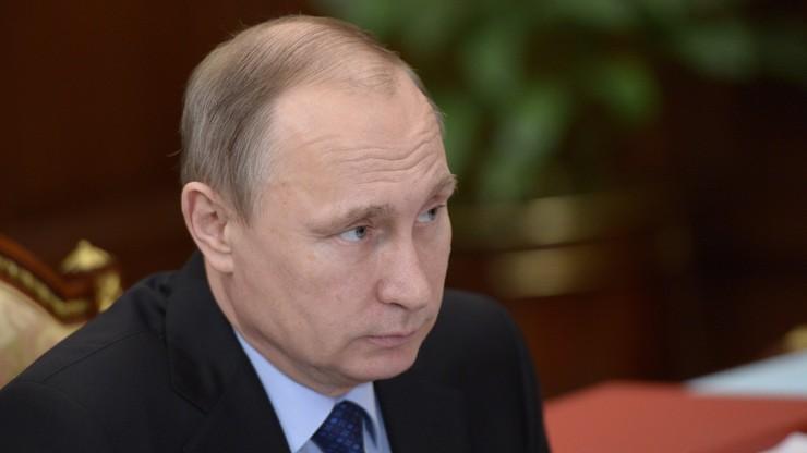 """Putin postawił kropkę nad """"i"""". Wolny handel z Ukrainą będzie wstrzymany"""