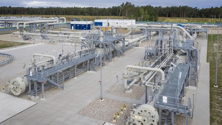 Nord Stream 2. Rosyjski statek rozpoczął układanie gazociągu w wodach Danii