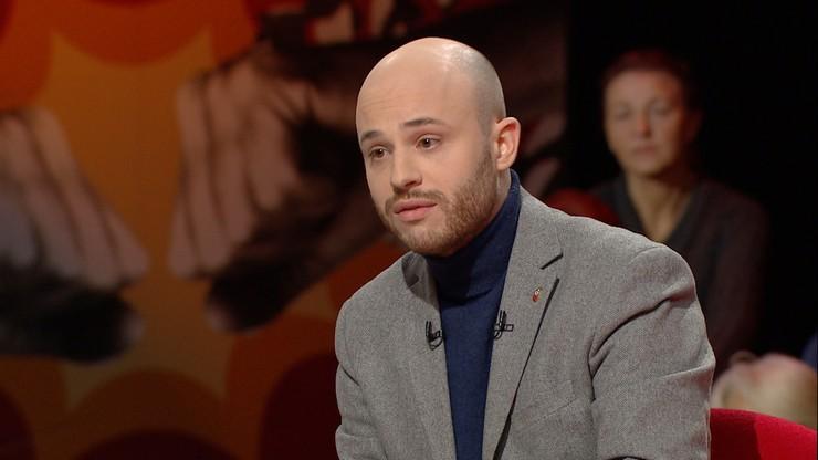 """""""W Polsce można zostać przestępcą za słowa"""". Jan Śpiewak w """"Skandalistach"""""""
