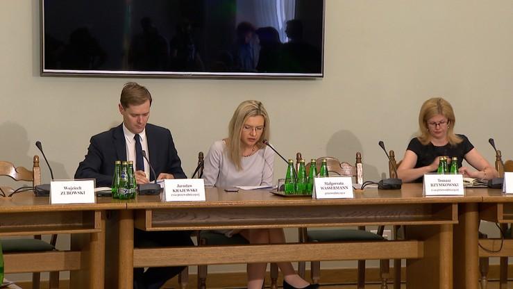 Wassermann: Tuska czekają sankcję, jeśli nie stawi się przed komisją śledczą 5 listopada