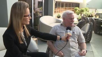 """""""Nie mam nic do ukrycia"""". Wałęsa nie wyklucza swego udziału w debacie o TW """"Bolek"""""""