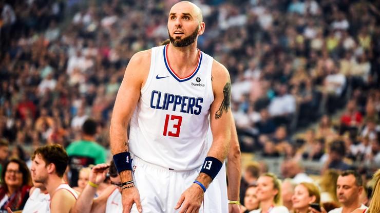 NBA: Clippers pokonali Nuggets. Dobry występ Gortata