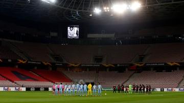 Trybuna na stadionie w Nicei zamknięta na cztery mecze