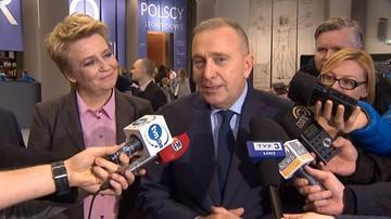 Schetyna poparł kandydaturę Zdanowskiej na szefa PO w Łódzkiem