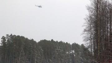 Awaryjne lądowanie śmigłowca w Rosji. Dwie osoby nie żyją