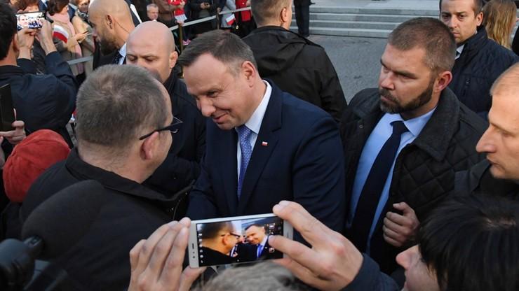 Prezydent w liście do prawników: prawo narzędziem naprawy Rzeczypospolitej