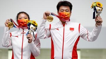 Ranxin i Wei ze złotym medalem w strzelaniu z pistoletu pneumatycznego