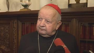 Kard. Dziwisz: nie mogę potwierdzić, że Jan Paweł II był wprowadzany w błąd ws. skandali w Kościele