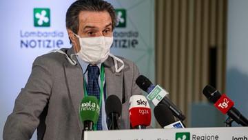 Władze Lombardii: zrobienie testów wszystkim w regionie trwałoby 4-5 lat