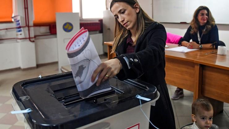 Wybory parlamentarne w Kosowie. Triumf opozycji