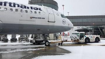 Paraliż komunikacyjny z powodu mrozu. Zamknięte lotniska w Wielkiej Brytanii i Szwajcarii