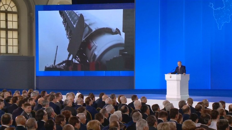 NATO: groźby Rosji o zaatakowaniu sojuszników są nie do przyjęcia