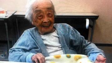 Nie żyje najstarszy człowiek na świecie - Japonka, która miała 117 lat