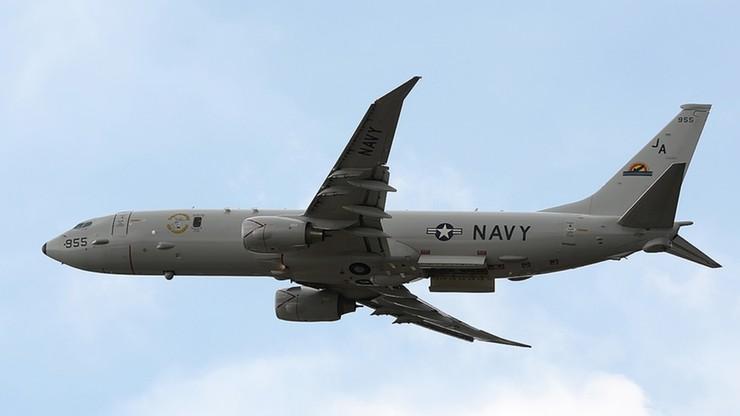 """Rosyjski odrzutowiec i samolot US Navy minęły się w odległości 1,5 metra. """"Niebezpieczna interakcja"""""""