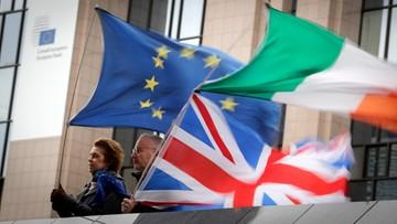 Porozumienie w sprawie Brexitu przed szczytem poświęconym wyjściu Wielkiej Brytanii z UE