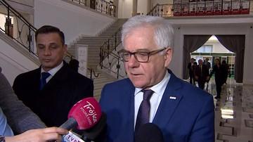 """Minister Czaputowicz uda się z wizytą do Kijowa. """"Agresja Rosji nadaje nowego kontekstu"""""""