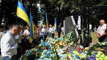 """MSZ Ukrainy zszokowane wypowiedzią wojewody lubelskiego w Sahryniu. Nazwał uroczystości """"prowokacją"""""""