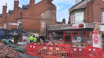 Trzy osoby aresztowane w związku z eksplozją w Leicester. W budynku znajdował się polski sklep