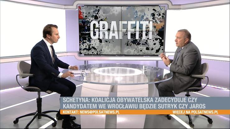 """Schetyna o kandydaturze ojca prezydenta Dudy do sejmiku: """"Rodzina na swoim"""""""