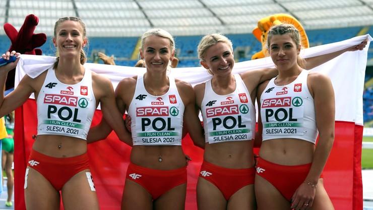 Polscy lekkoatleci drużynowymi mistrzami Europy! Obronili tytuł