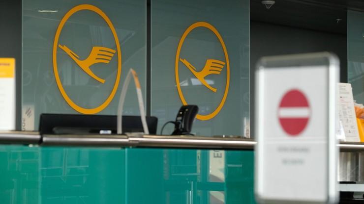 Związek pilotów odrzucił propozycję Lufthansy