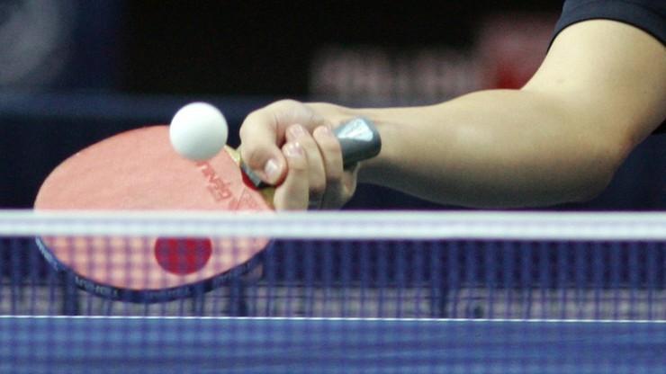 WT w tenisie stołowym: Polacy pozostali w deblu i mikście w Japonii