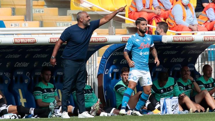 Serie A: Pewne zwycięstwo SSC Napoli nad Parmą. Grał Piotr Zieliński