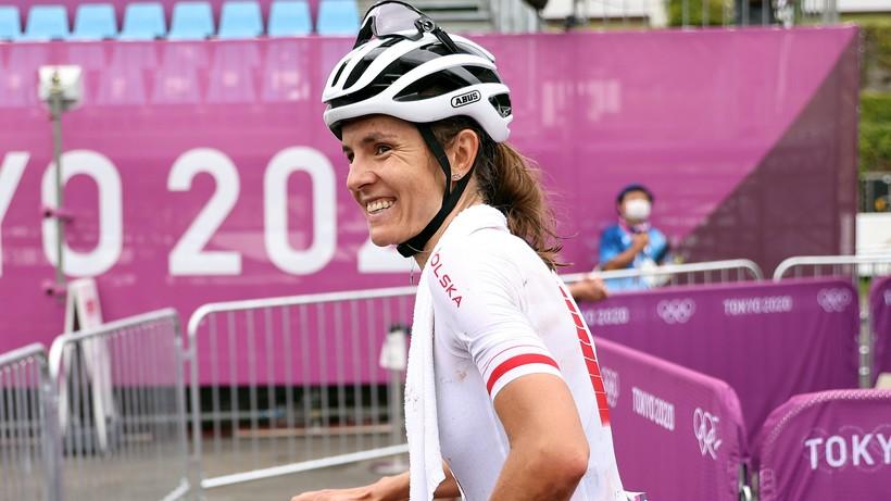 Maja Włoszczowska o swojej karierze: Ostatnie igrzyska, ale nie ostatni start