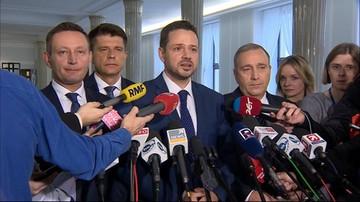 Jednoczenie opozycji. Trzaskowski - kandydat PO i Nowoczesnej na prezydenta stolicy, Rabiej zastępcą