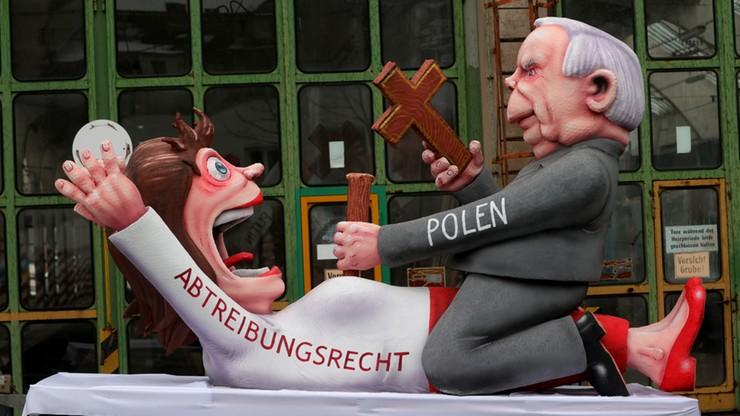 Motyw Polski na niemieckiej paradzie. Konsulat protestuje