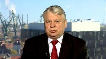 """""""To wygląda jak przygotowanie się do konfrontacji"""" - Borusewicz o przemówieniu Kaczyńskiego"""